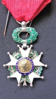 Médaille  Chevalier De La Légion D'honneur - France