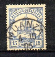 XP4438 - AFRICA ORIENTALE OST 1905 , 15 Heller  Yvert   N. 25  Usato  (2380A) . - Colonie: Afrique Orientale