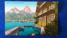 Treib Mit Brunnen Und Mythen Switzerland - Svizzera