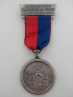 Luxembourg Médaille , Limpertesberg 1972 - Jetons & Médailles