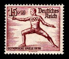 "1936 Germany ""Semi Post"" - Germany"
