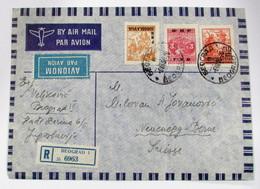 Yugoslavia 532-6-40 - Lettres & Documents