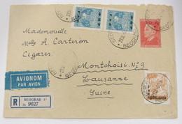 Yugoslavia 532-39(2) - Lettres & Documents