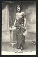 * Femme Léopard - Irma Loustau - Cirque