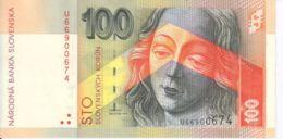 Slovakia. Banknote. 100 Kroner. UNC. 2004 - Slovaquie