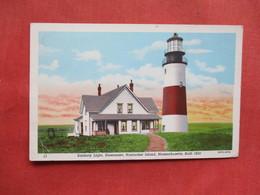 Sankaty Light House Massachusetts > Nantucket Island  Ref 3228 - Nantucket