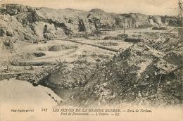 FORT DE DOUAUMONT ENTREE RUINES DE LA GRANDE GUERRE - Guerre 1914-18