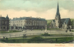 HELENSBURGH, COLQUHOUN SQUARE - POSTED IN 1908 #86731 - Argyllshire