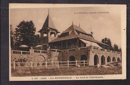CPA 63 - LA BOURBOULE - Le Golf De CHARLANNES - TB PLAN House EDIFICE - Golf