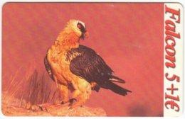 AUSTRIA F-888 Prepaid  - Animal, Bird, Falcon - Used - Autriche