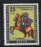 Germany Berlin Scott  9NB18 Mint NH VF CV  2.50 - Used Stamps