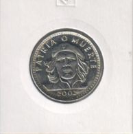 Cuba. 3 Peso. Ernesto Che Guevara. 1990 - 1995 - Cuba