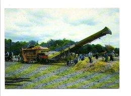 METIERS - AGRICULTURE - LE BATTAGE - Cultures