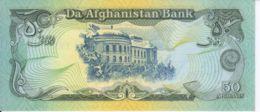 Afghanistan. Banknote. 50 Afgani. UNC - Afghanistan