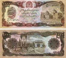 Afghanistan. Banknote. 1000 Afghani. UNC - Afghanistan