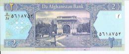 Afghanistan. Banknote. 2 Afghani. UNC - Afghanistan