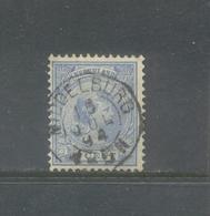 Kleinrond Middelburg Op Nvph 35 - Periode 1891-1948 (Wilhelmina)