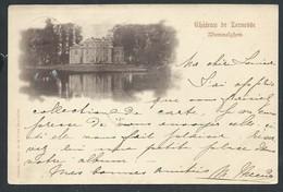 +++ CPA - WOMMELGEM - WOMMELGHEM - Château De TERNESSE - Kasteel - Cachet RELAIS 1900   // - Wommelgem