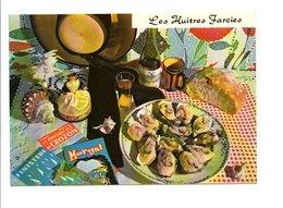 RECETTE - LES HUITRES FARCIES - Recettes (cuisine)