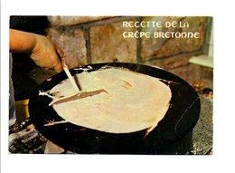 RECETTE - LA CREPE BRETONNE - Recipes (cooking)
