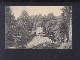 Dt. Reich AK Hazquerbahn 1905 - Trains