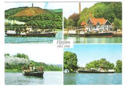 Hjejlen Pa Silkeborg Sorne - Schiff - Ship - Dampfer - Paquebots