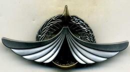 Insigne Brevet De Tireur Missile MILAN___boussemart. - Armée De Terre