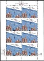 Poland,  Scott 2018 # 3372,  Issued 1997,  Sheet Of 8,  MNH,  Cat $ 5.60,  Philatelic - Ongebruikt
