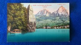 Schillerstein Mit Brunnen Switzerland - Svizzera