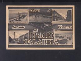 Cartolina Saluti Da Reggio Calabria Grande Velocita - Trains