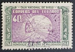 1948, The 200th Anniversary Of The Death Of Pedro Vicente Maldonado, Ecuador - Ecuador