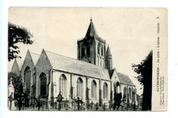 Alveringhem - De Kerk - L'Eglise - Church / Sansen-Vanneste - Alveringem