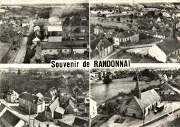 1 Cpsm Souvenir De Randonnai - Frankrijk