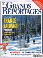 Grands Reportages   N°180  Queyras Capcir Nicolas Dusonchet Porquerolle Camargue Bretagne - Géographie