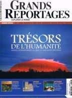 Grands Reportages  N°299  Dec 2006  Sanctuaires :Inde Mada Yemen Dolpo Ngorongoro Amazonie Meteores Trobriand - Géographie
