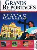 Grands Reportages  N°301  Fev 2007  Pays Maya Bijagos Zambie Harar Rome - Géographie