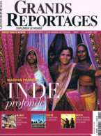 Grands Reportages  N°302  Mars 2007  Madhya Pradesh Kenya Suede Chefchaquen - Géographie
