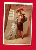 Au Panthéon, Jolie Chromo Lith. Alfred Clarey, Cinq Mars, 2ème Acte, 5ème Scène - Autres