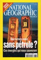 National Géographic   N° 73  - Pétrole Elé Phants Thaïlandais Grippe Aviaire Trafalgar Gros Eddy - Géographie