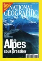 National Géographic   N° 77  - Alpes Serengeti Amour Ours De Kamtchaka Loubavitch De Brooklyn - Géographie