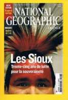 National Geographic    N°106  - Altiplano Bolivie Dinosaures Sioux Recf Kingmanfeux De Foret - Géographie