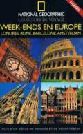 National Geographic    Hs  - Weeks End En Europe - Géographie