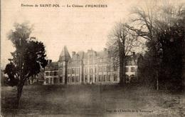 CPA Le Château D'Humières Environs De Saint-Pol - Châteaux