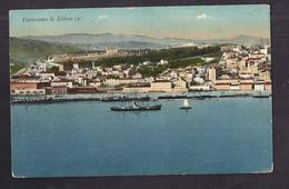 CPA PORTUGAL - LISBOA - Panorama De Lisboa - Très Jolie Vue Générale De La Ville - Lisboa