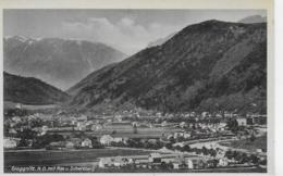 AK 0191  Gloggnitz Mit Rax Und Silbersberg - Verlag Frank Um 1941 - Neunkirchen