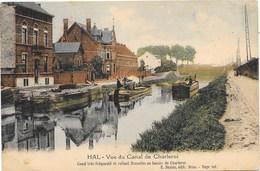 Hal NA14: Vue Du Canal De Charleroi - Halle