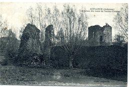 08 - Auflance - Les Ruines Des Tours De L' Ancien  Chateau ( A  92) - France