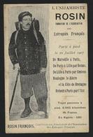 ROSIN Unijambiste Estropié Parti à Pied ... - Guerre 1914-18