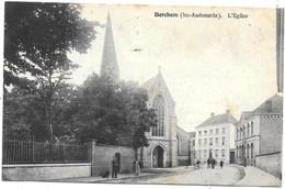 Berchem-lez-Audenarde NA3: L'Eglise 1913 - Kluisbergen