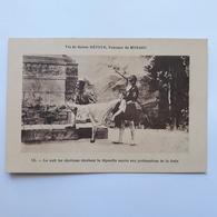 Vie De Sainte Dévote Patronne De Monaco IX - Monaco